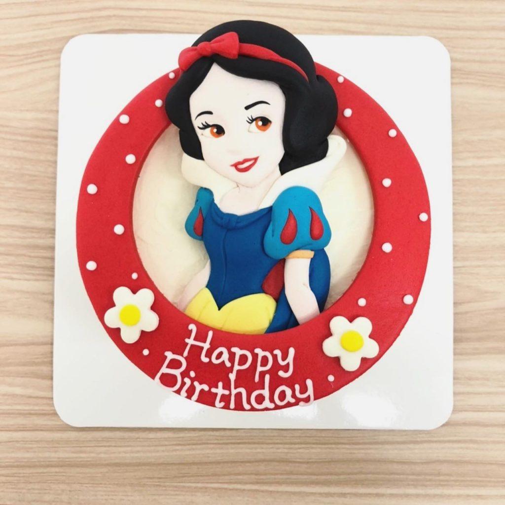 白雪公主客製化造型蛋糕