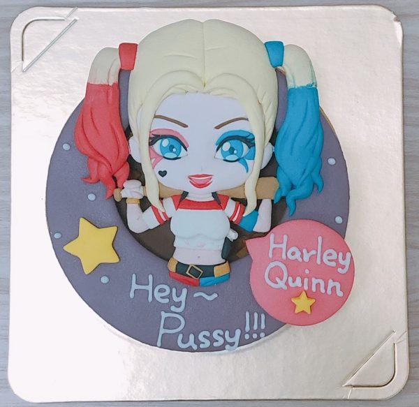 猛禽小隊,小丑女大解放,小丑女客製化造型蛋糕推薦