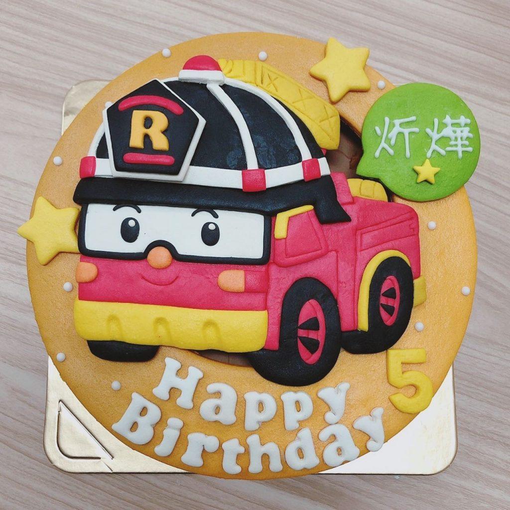 小孩最愛的救援小英雄卡通造型蛋糕來囉,歡迎詢問客製化蛋糕唷