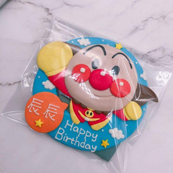 麵包超人造型蛋糕推薦,台北麵包超人卡通生日蛋糕宅配作品