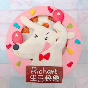 客製化宅配生日蛋糕推薦,台新Richart生日蛋糕