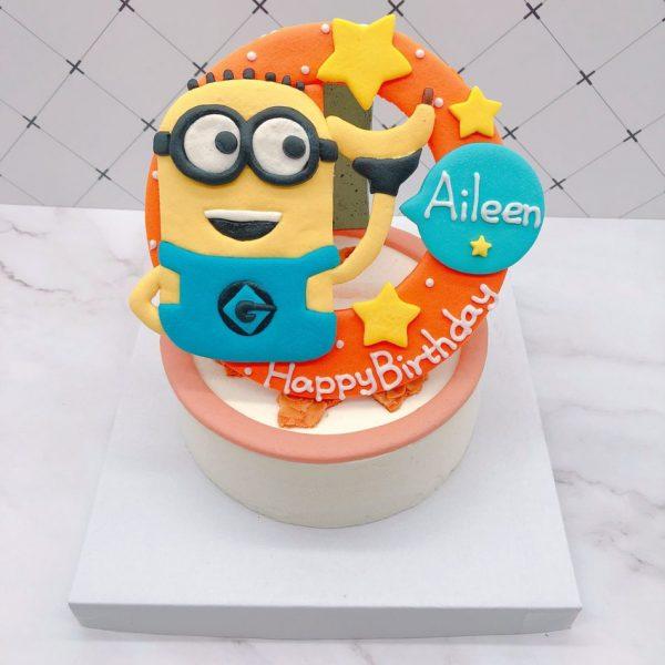 小小兵生日蛋糕推薦