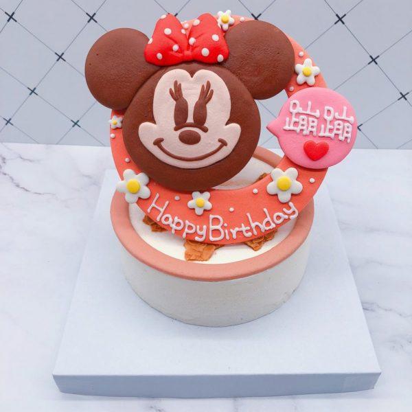米妮客製化造型蛋糕推薦