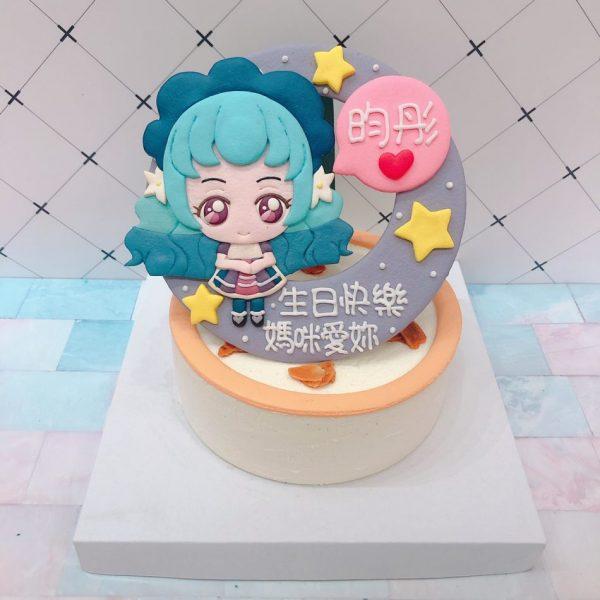 客製化宅配造型蛋糕推薦,卡通生日蛋糕