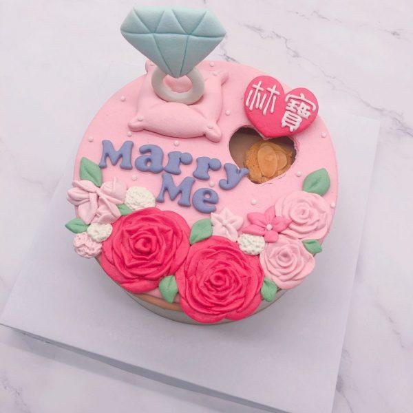 2020年求婚客製化蛋糕推薦