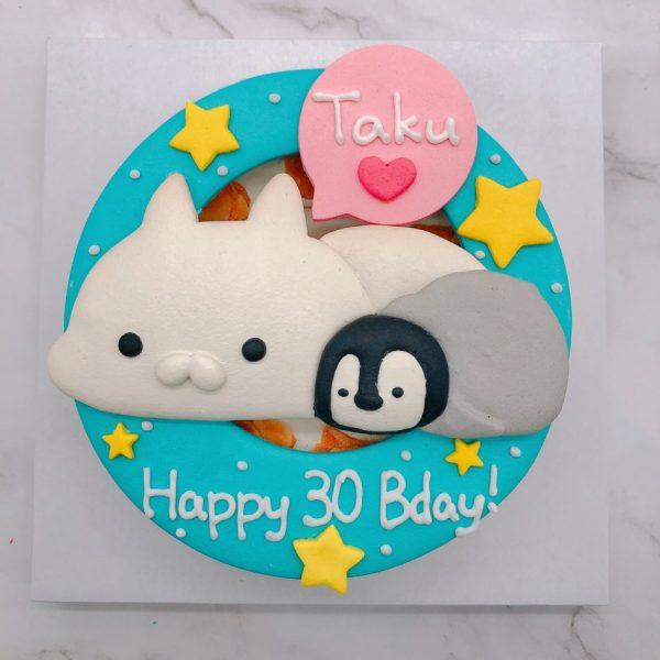 penguin cat days造型蛋糕推薦