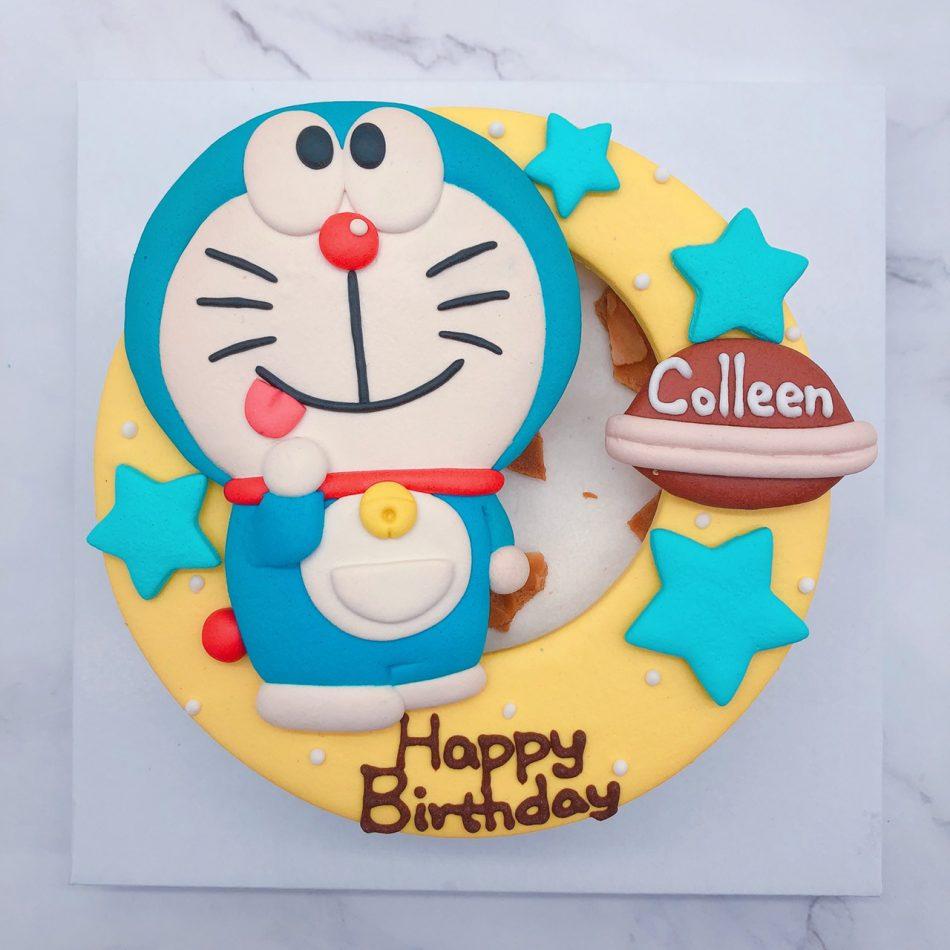 哆啦A夢客製化蛋糕