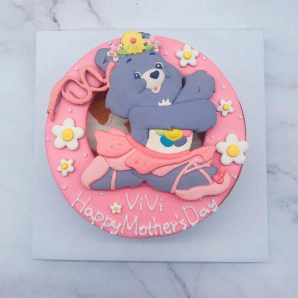 小熊維尼造型客製化宅配蛋糕推薦,麻將造型生日蛋糕