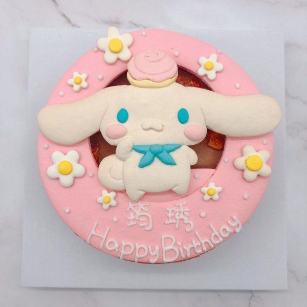 大耳狗造型蛋糕手作推薦