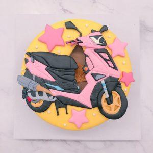 機車造型蛋糕推薦,台北生日蛋糕宅配