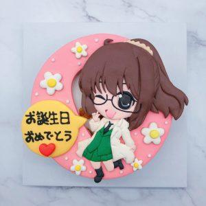 Q版動漫造型蛋糕推薦,台北生日蛋糕作品分享