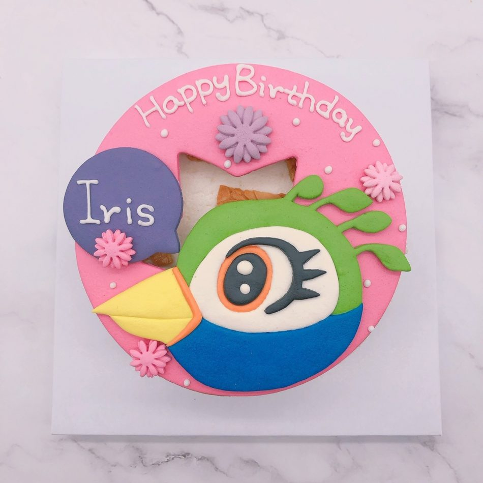 動物森友會造型蛋糕推薦,茱莉亞生日蛋糕推薦