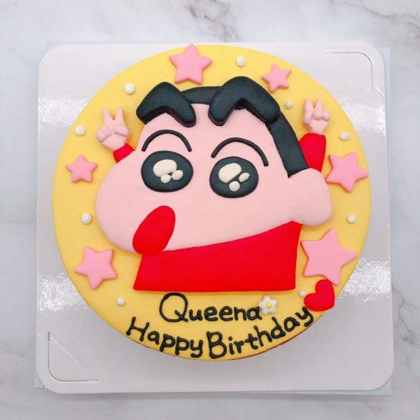 蠟筆小新造型蛋糕推薦,卡通生日蛋糕宅配