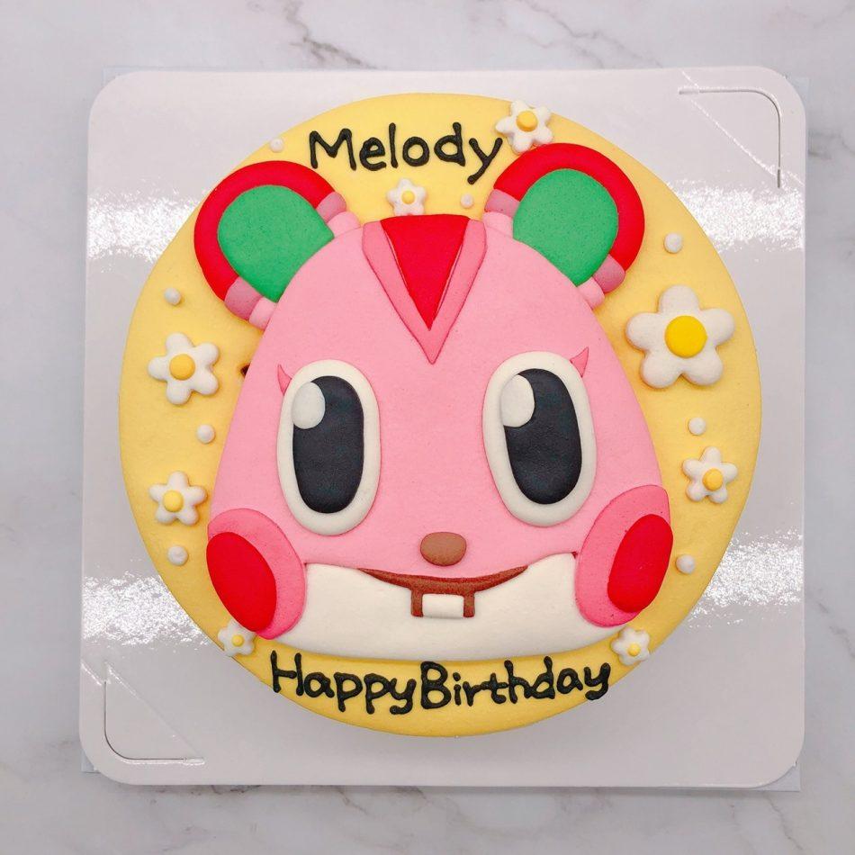 動物森友會造型蛋糕推薦,APPLE生日蛋糕宅配