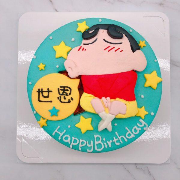 蠟筆小新生日蛋糕推薦,小朋友最愛的卡通生日蛋糕宅配