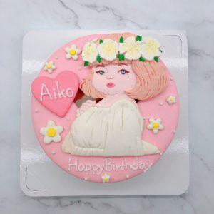 台北客製化手作造型蛋糕推薦,美美生日蛋糕作品分享