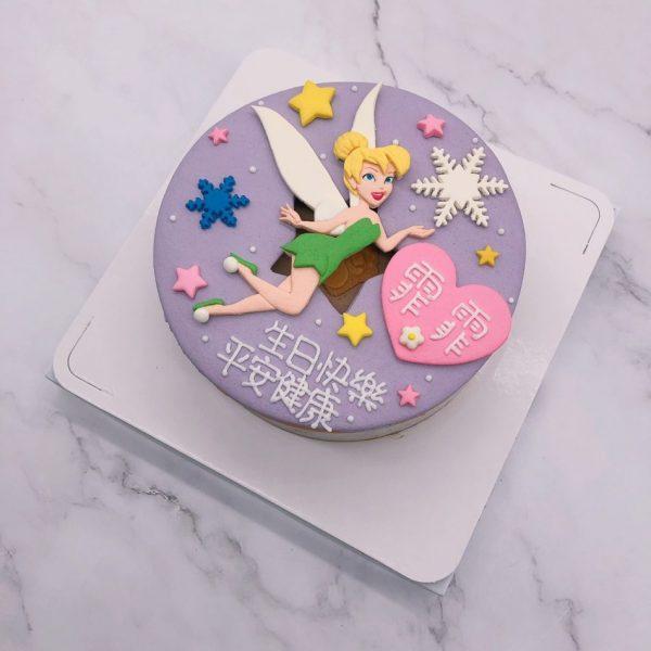 奇妙仙子生日蛋糕推薦,台北客製化造型蛋糕宅配