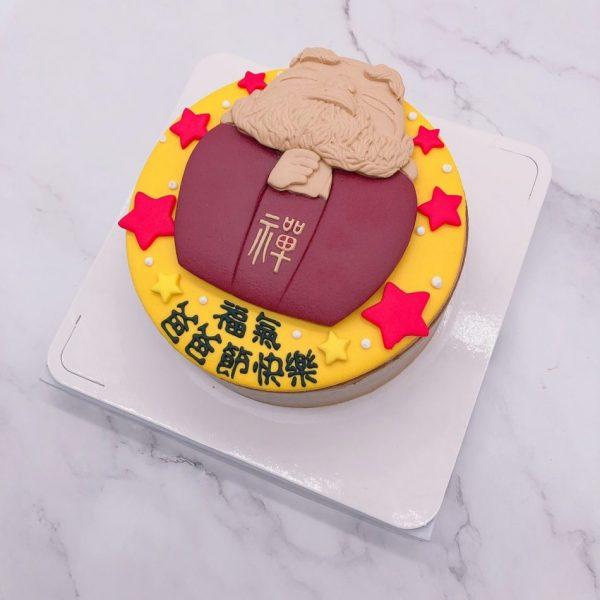 神明造型蛋糕推薦,達摩生日蛋糕宅配訂購
