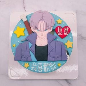 七龍珠生日蛋糕推薦,特南克斯造型蛋糕宅配