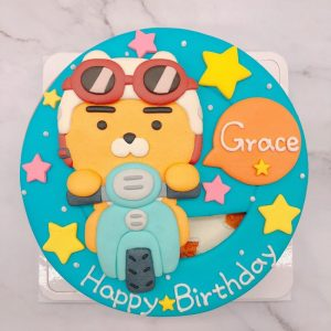 Ryan造型蛋糕手作推薦,萊恩生日蛋糕推薦