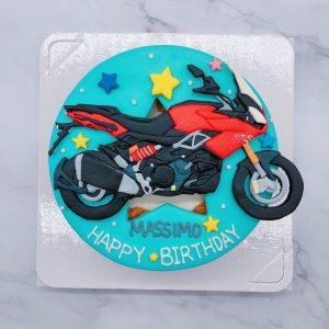 重機生日蛋糕推薦,機車造型蛋糕宅配