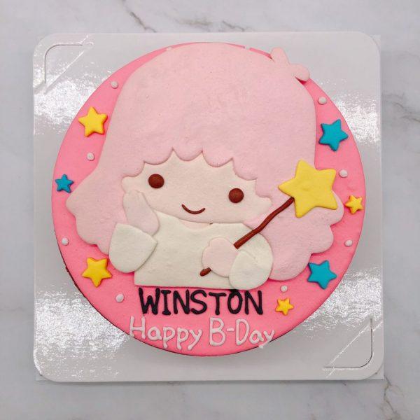 雙子星生日蛋糕推薦,台北造型蛋糕作品分享
