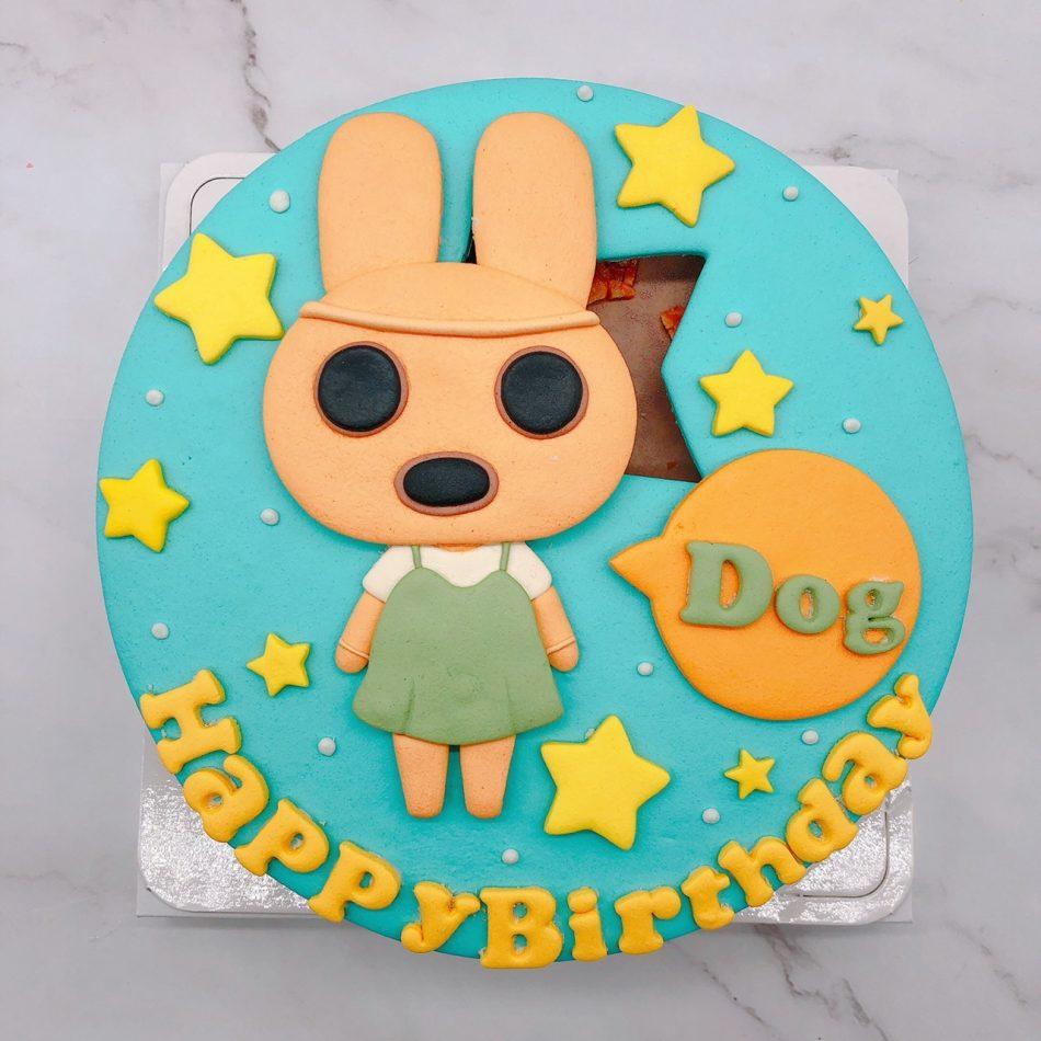 動物森友會造型蛋糕推薦,仰韶生日蛋糕宅配