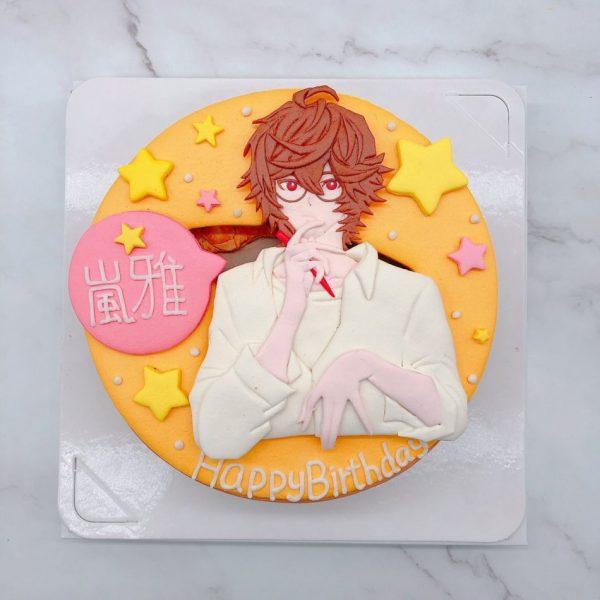聖德芬造型蛋糕推薦,碧藍幻想生日蛋糕蛋糕作品分享