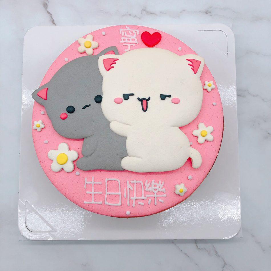 客製化造型蛋糕手作推薦,台北生日蛋糕作品分享