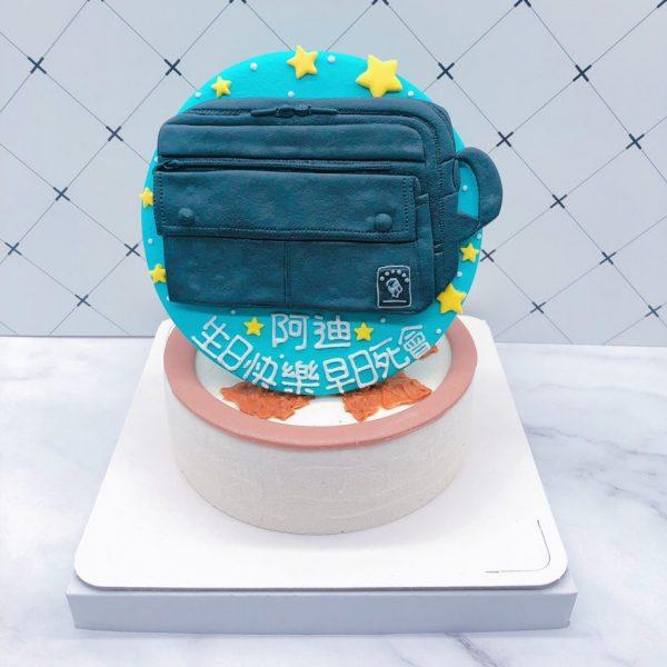 porter包造型蛋糕推薦,台北客製化生日蛋糕宅配