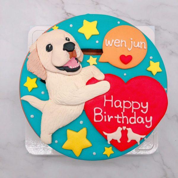 狗狗造型蛋糕推薦,台北寵物客製化蛋糕