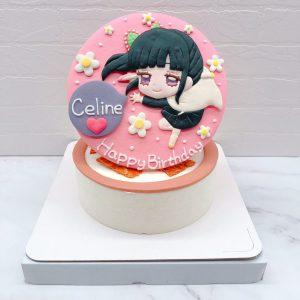 香奈乎造型蛋糕推薦,鬼滅之刃生日蛋糕宅配分享