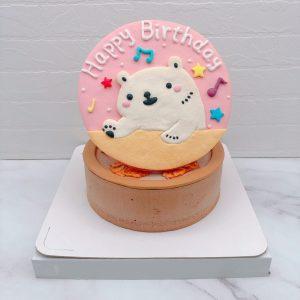 白白造型蛋糕作品分享,台北客製化造型蛋糕推薦