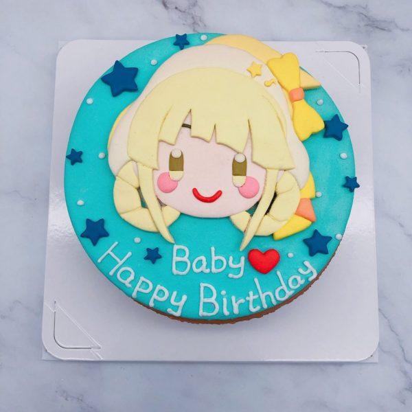 台北客製化生日蛋糕推薦 ,Q版人物造型蛋糕宅配