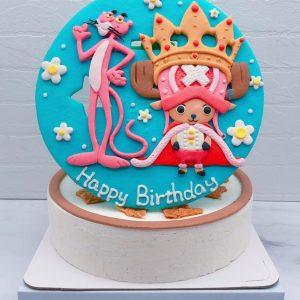 喬巴造型蛋糕推薦,跳跳虎生日蛋糕宅配分享